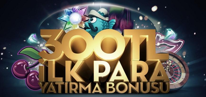 Bets10 Para Çekme - İlk Bonus 300 TL