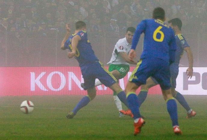 İrlanda - Bosna Hersek Play Off