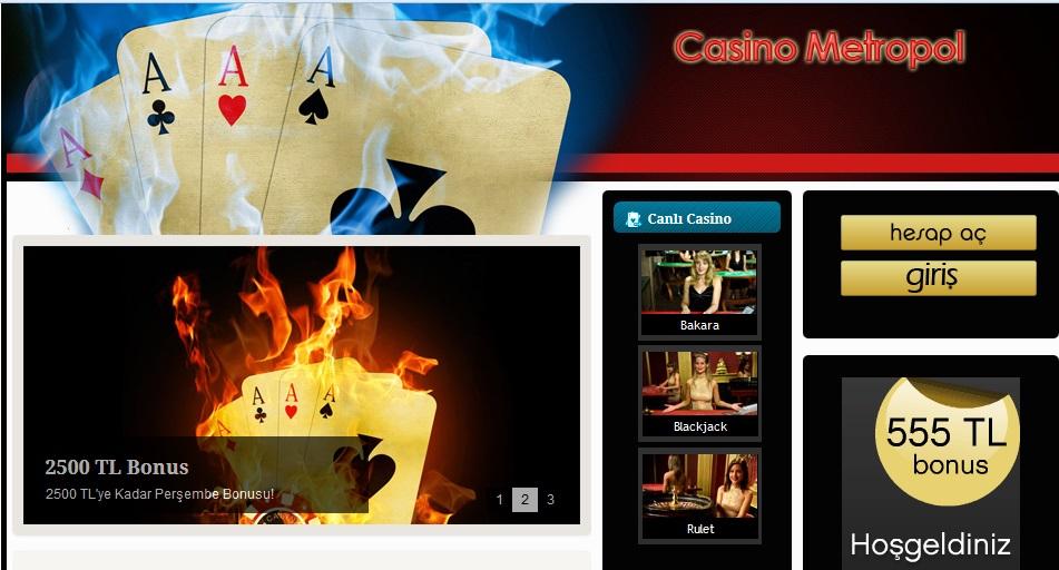 Casino metrpol hakkında genel bir değerlendirme