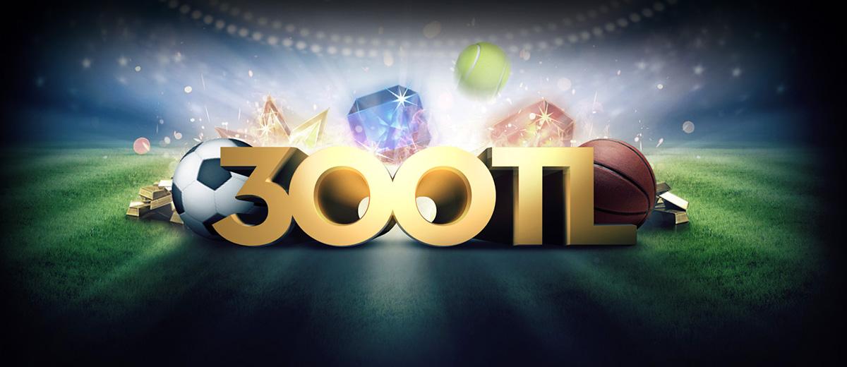 Bets10 Sezon Ortası 300 TL Bonus