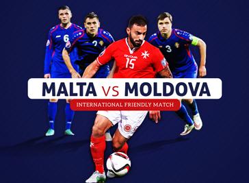 Malta VS Moldova