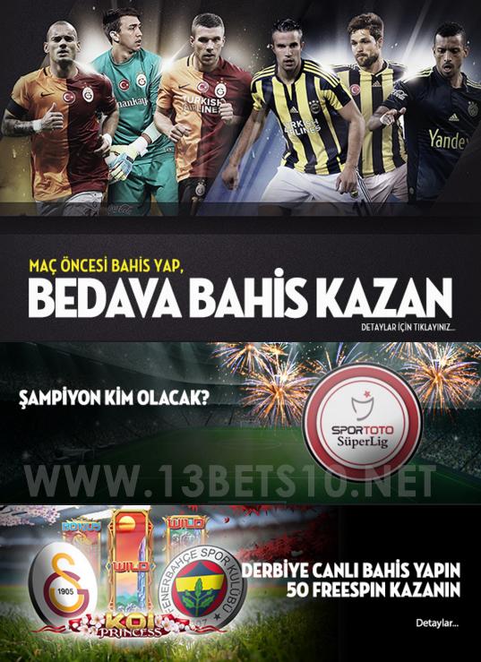 Bets10 Derbi Bedava Bonusları