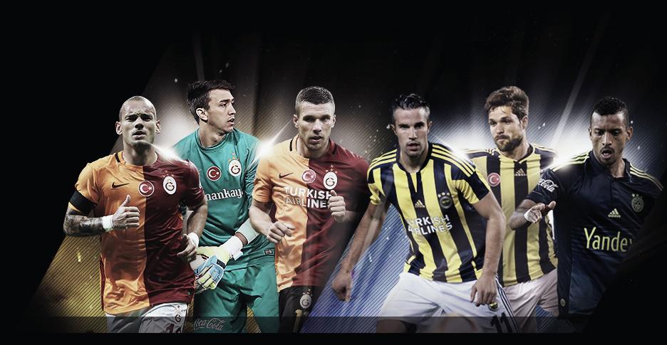 Galatasaray Fenerbahçe Maçını Kim Kazanır - Dev Derbi Dev Anket