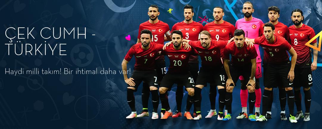 Çek Cumhuriyeti Türkiye ve Euro 2016 Günün Maçları 21 Haziran 2016