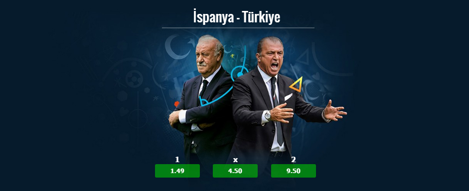 İspanya Türkiye Euro 2016 Maçı 17 Haziran 2016
