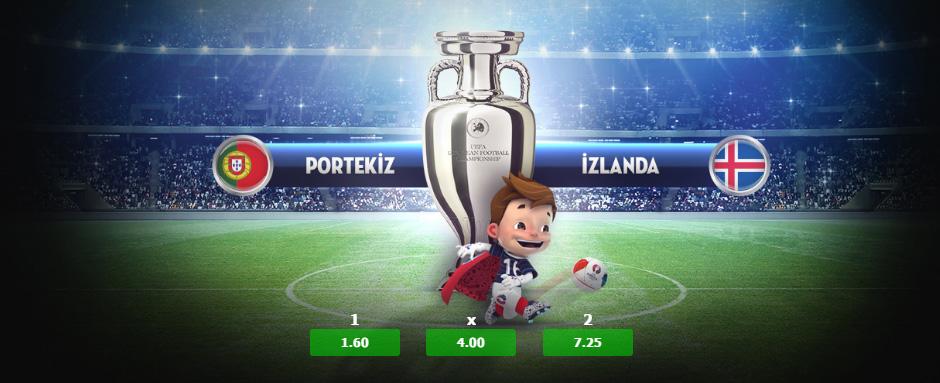 Avusturya Macaristan, Portekiz İzlanda Euro 2016 Tahminleri