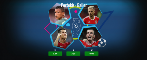 Portekiz Galler 6 Temmuz Euro 2016