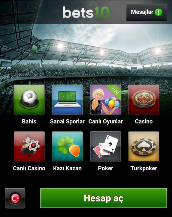 9Bets10Mobile.Com Yeni Mobile Giriş Adresi
