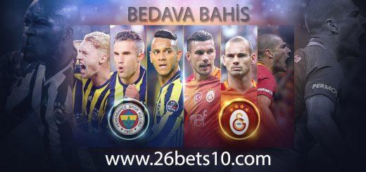 Fenerbahçe Galatasaray Bedava Bahis