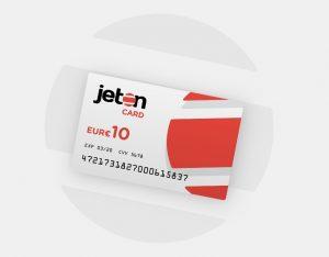 Jeton Bets10' da