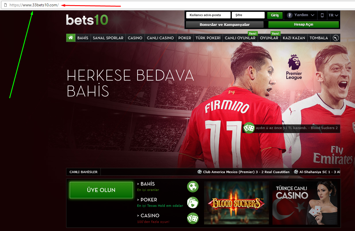 33bets10 yeni adres