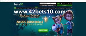42Bets10.com Giriş Yeni Adres