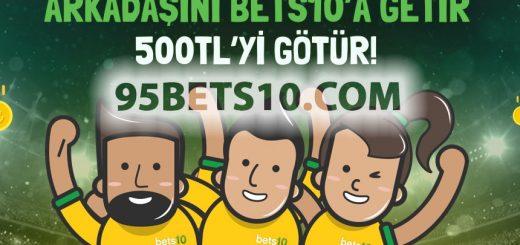 95Bets10.com Yeni Giriş Adresi Sizlerle